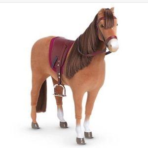 American Girl Chestnut Large Horse